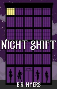 Night Shift (Book 1, the Night Shift series) cover
