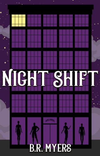 Night Shift (Book 1, the Night Shift series)