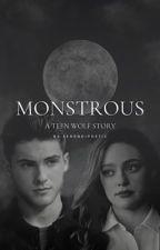 Monstrous ➙ Theo Raeken by serendipoetic