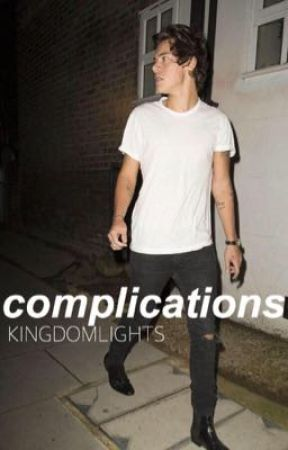 complications » h.s. [COMPLETED] by kingdomlights