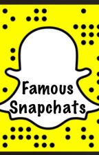 Famous snapchats by LilySanchezCoronel
