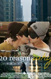 20 reasons why ➸  Vkook cover