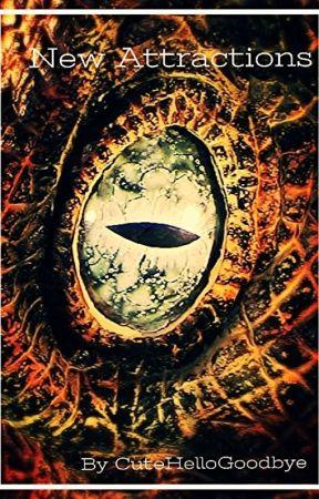 New Attractions ( Jurassic World: Owen Grady ) by CuteHelloGoodbye