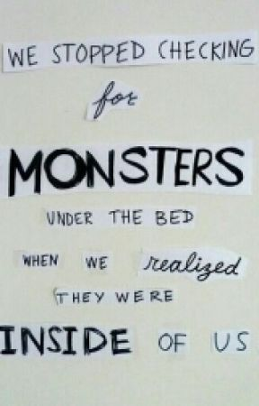 Monsters by AmaranthElizabeth