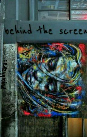 behind the screen (türkçe çeviri) by fairyboinamu