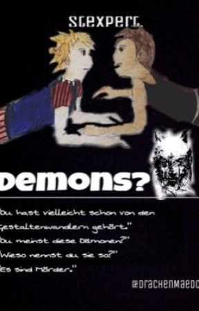 Demons? ~Stexpert by DrachenMaedchen