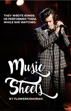 Music Sheets // Harry Styles by athomenjh