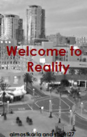 Author Games: Welcome to Reality by adonian