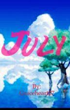 July - Hunter x Hunter Fanfiction by Graceheart27