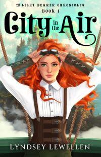 A City in the Air (A Steampunk Adventure Novel) cover