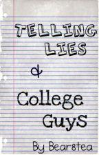 Telling Lies & College Guys (BoyxBoy) by bear8tea