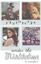 Under The Mistletoe ➸ N.H by moanedlarry