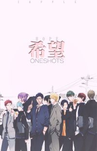 希望 One Shots Request [ kuroko no basket X reader ] cover
