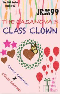 The Casanova's Class Clown cover