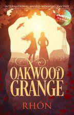 Oakwood Grange by Pyrography