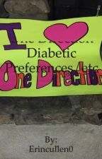 One Direction Diabetic/Etc preferences and imagines by Erincullen0