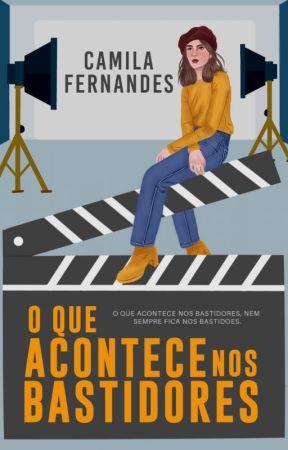 O que Acontece nos Bastidores by CFernandes_