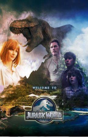 Jurassic World (Zach Mitchell fanfic) by fxnfic_X