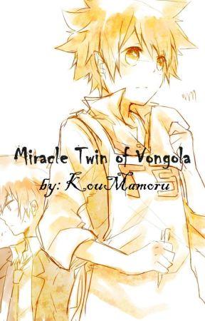 Miracle Twin of Vongola by KouMamoru