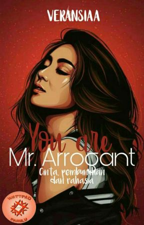 You Are Mr.Arrogant (on REMAKE) by veransiaa