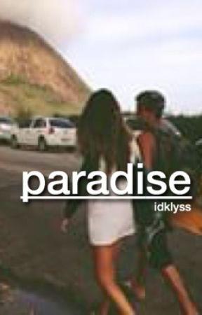 paradise | jack gilinsky by idklyss