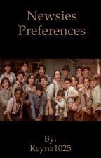 Newsies Preferences by BlueSlytherin1025