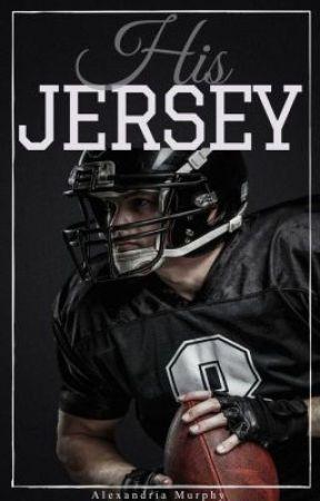 His Jersey by MagicalPurpleLion