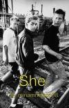 She. [Billie Joe Armstrong] cover