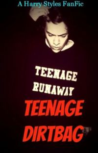 Teenage Dirtbag (A Harry Styles FanFic) cover