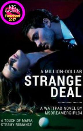 A Million-Dollar Strange Deal (UNEDITED VERSION) by MsDreamerGirl84
