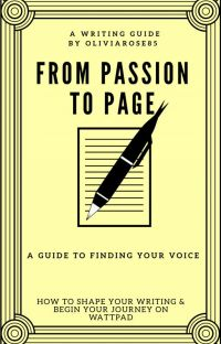 From Passion To Page; A Guide To Finding Your Voice cover