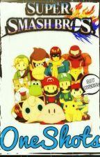 Super Smash Bros One Shots [SLOW UPDATES] by rlyarlettee