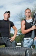 SWAMP PEOPLE- Jay Paul Molinere (Fan Fiction) by AbztractIsight