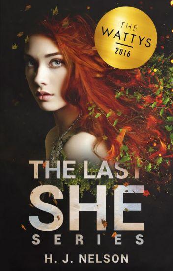 The Last She (Books 1-3, the Last She Series)