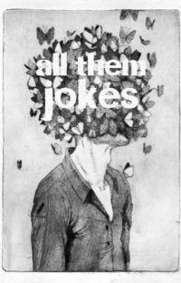 All them jokes (2/2 of my joke books) cover