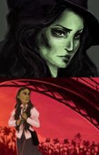 Defying Gravity (A Wicked ,the musical, FanFiction) by Holiday_Tea