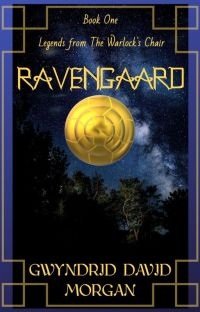 Legends from The Warlock's Chair - Book One - Ravengaard cover