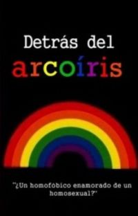 Detrás del arcoíris   L.S. cover