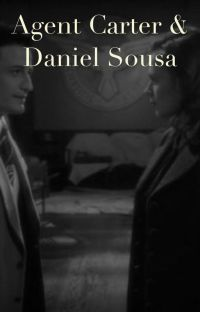 Agent Carter & Daniel Sousa  cover