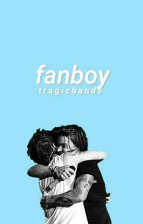 fanboy [larry] by tragicbands