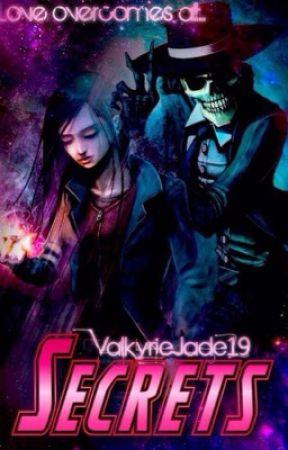 Secrets by ValkyrieJade19