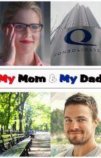My Mom & My Dad by mccumpio