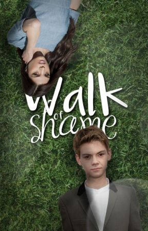 Walk of Shame (Thomas Sangster) by NewtUnicorn