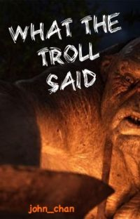 What the Troll Said cover