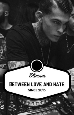 Between Love And Hate by Elinoua