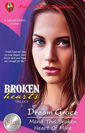 Broken Hearts Trilogy 1-Mend This Broken Heart of Mine(published under Precious Hearts Romances)