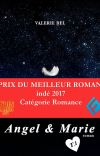 Angel et Marie - T. 1 - Prix du meilleur roman indé 2017, catégorie romance cover