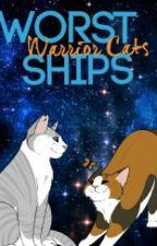 Worst Warrior Cat Ships by sunnbeep