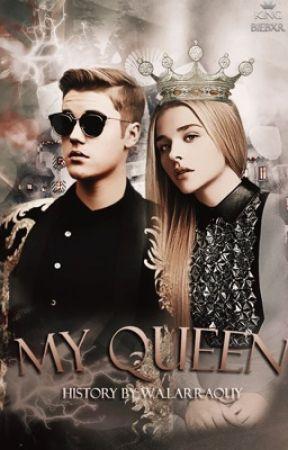 My Queen ♔   Mi Reina ♔ by iamwandalin