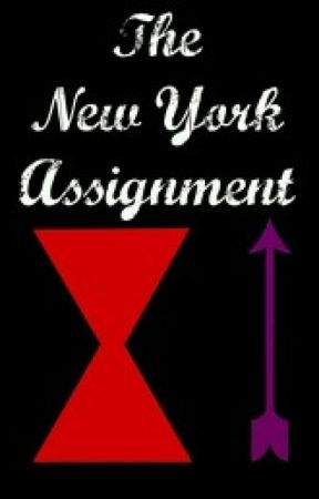 The New York Assignment by CallieBarton